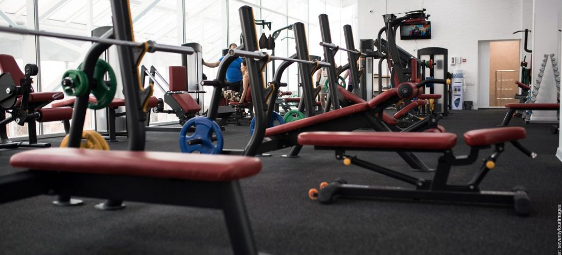Wachstumsbranche Fitnessstudios und dessen große Player